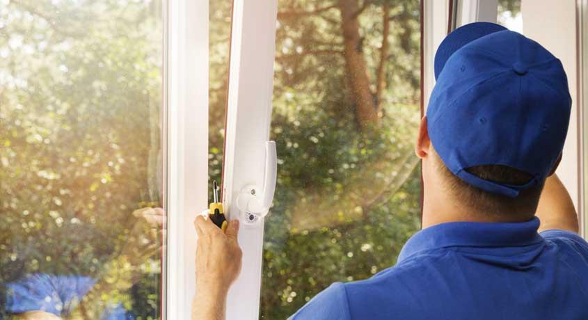 Fönsterrenovering/fönsterbyte